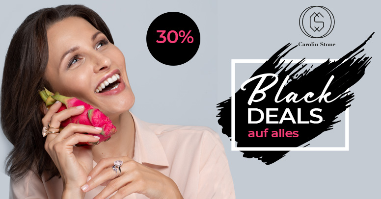 Carolin Stone Black Friday 2019
