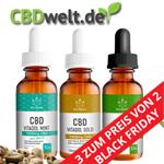 Kaufe 3 – Bezahle 2! Vitadol CBD Öle im Store von CBDwelt bis zu 33% reduziert!