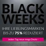 Black Weeks bei Channel21 mit bis zu 75% Rabatt auf zahlreiche Produkthighlights