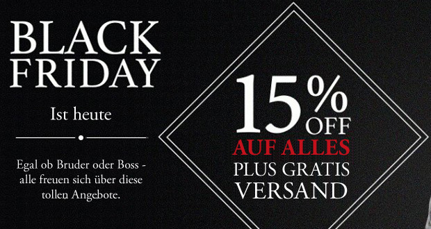 Charles Tyrwhitt Black Friday 2016