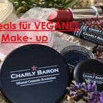 Veganes Make-Up von Charly Baron – Erhalte jetzt bis zu 35% Rabatt auf deine Bestellung!