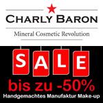 Sicher dir jetzt Bis zu 50% Rabatt auf Naturkosmetik von Charly Baron