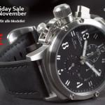 Das rechnet sich: Alle Chronographen im CHRONUM Shop zum Einheitspreis von 99€ – Spare so bis zu 41%