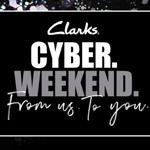 Cyber Weekend bei Clarks – 20% Rabatt auf die gesamte Kollektion