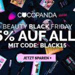 15% Rabatt auf das gesamte Beautysortiment von Cocopanda.de