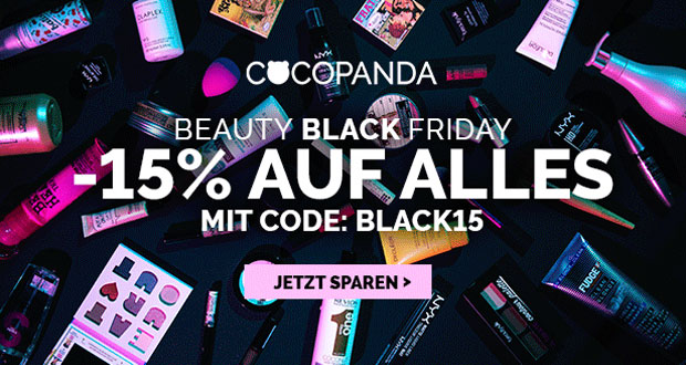 Cocopanda Black Friday 2017