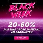 Cocopanda Black Week schenkt dir bis zu 60% Rabatt auf zahlreiche Produkte