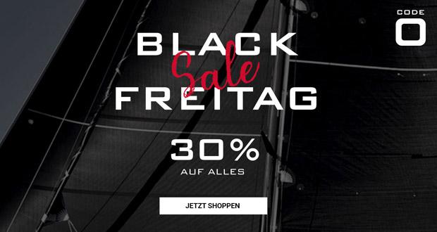 code zero Black Freitag 2017