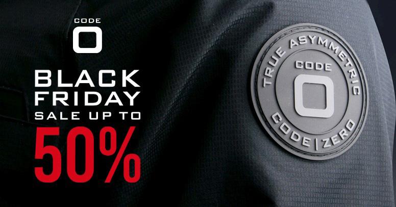 Code Zero Black Friday 2020