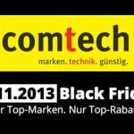 Comtech bietet bis zu 69,77% Rabatt auf ausgewählte Top Marken