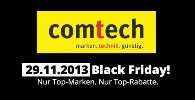 Comtech Black Friday 2013