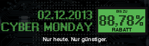 Comtech Cyber Monday 2013