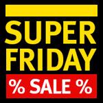 Super Friday Sale bei Comtech mit bis zu 70% Rabatt auf ausgewählte Produkte!