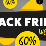 Black Friday Weekend bei comtech – Starke Rabatte auf viele Elektronikartikel
