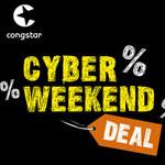 Spare bis zu 288 EURO mit dem Cyber Weekend Deal von Congstar