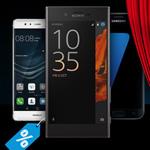 congstar Handy-Angebote zum Black Friday mit bis zu 100 Euro Cashback