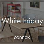 Connox White Friday Deals – Sicher dir bis zu 40% Rabatt auf Wohnaccessoires und Möbelstücke