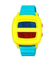 Converse 1908 Remix Watch - Yellow/Blue