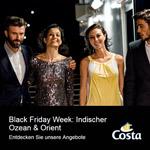 Entdecke jetzt die Black Friday Week Angebote von Costa Kreuzfahrten