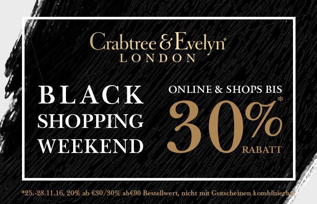 Nov 26,  · Crabtree & Evelyn celebrates the season with spectacular Black Friday offers. Beginning November 27th, , one of our most popular .