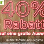 Noch mehr Rabatt: Crocs gewährt 40% Nachlass auf ausgewählte Modelle im Online-Shop!