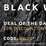 Black Week bei Cultizm – 20% Rabatt auf alles