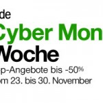Amazon Cyber Monday Deals vom 27.11.