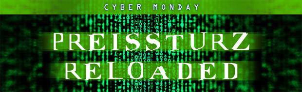 Black Friday Reloaded: Cyber Monday Deals bei Teufel