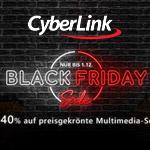 Kreative Video- und Fotobearbeitung bis zu 40% reduziert beim CyberLink Black Friday Sale