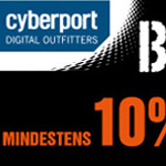 Haufenweise Schnäppchen im Online-Shop von Cyberport um mindestens 10% reduziert!