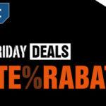 Bis zu 20% Rabatt und mehr bei der Black Friday Schnäppchenjagd bei Cyberport!