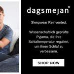 Sleepwear von Dagsmejan bis zu 30% reduziert
