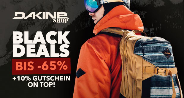 Dakine Shop Black Friday 2017