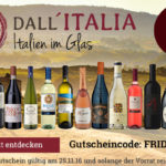 10% Probierrabatt auf alle Weine im Online-Shop von Dall Italia
