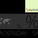 Black Friday bei Danholt: Smarte Technologie zu smarten Preisen.