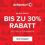 De Bijenkof Black Deals: Bis zu 30% auf viele Top-Marken
