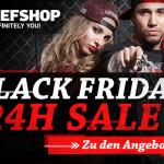Nur für 24 Stunden: Namhafte Markenartikel bei Defshop bis zu 50% rabattiert!