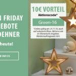 10 Euro Gutschein für den Online-Shop von Dehner Gartencenter