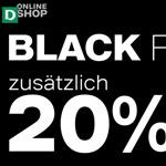 Black Weekend bei Deichmann – 20% auf reduzierte Schuhe – nur für kurze Zeit