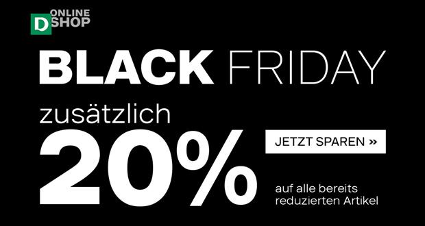 Deichmann Black Friday 2018