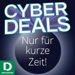 Cyber Deals im Deichmann Online Shop mit bis zu 50% Rabatt auf eine riesige Auswahl