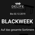 BlackWeek bei Delife – 10% Rabatt auf das gesamte Möbel-Sortiment