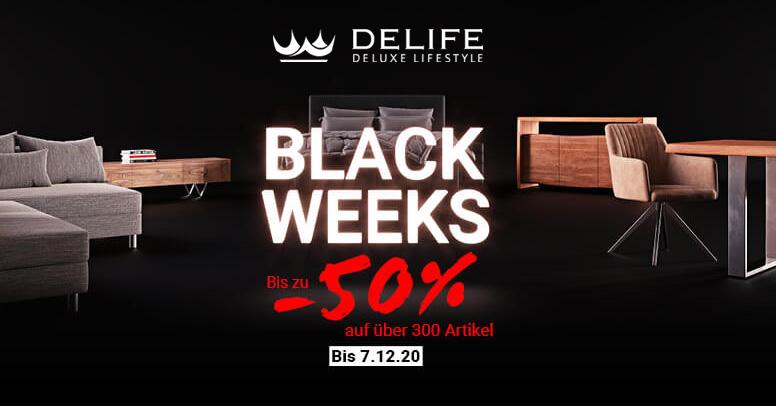 Delife Black Friday 2020