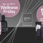 Heute ist Wellness Friday: 50% RABATT auf die gesamte ipuro Wellness Line – NUR HEUTE