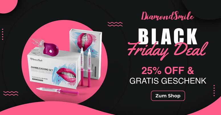 DiamondSmile Black Friday 2020