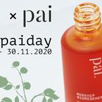 Die Naturdrogerie macht es möglich – Pai Skincare jetzt bis zu 30% günstiger