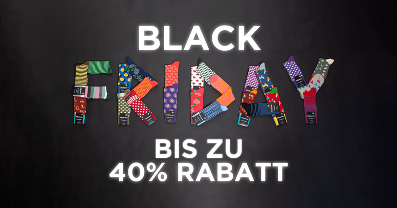 DillySocks Black Friday 2019