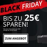 Spare bis zu 25 € mit dem Black Friday Angebot von Dinotech