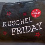 Nur heute 15% Rabatt auf alle Kuscheldecken mit deinem Wuschtext bei Direkt-Stick.de