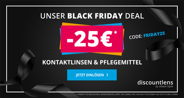 Discountlens Black Friday 2018